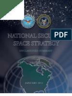 NationalSecuritySpaceStrategyUnclassifiedSummary_Jan2011