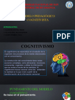 DIDACTICA GENERAL - MODELO PEDAGÓGICO COGNITIVISTA.pptx