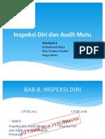 Kelompok 8 Inspeksi Diri Dan Audit Mutu- Fixx