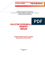 BOLETIM EPEDEMIOLOGICO MINEIRO-SÍFILIS-PDF