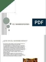EL MODERNISMO ESPAÑOOL.pptx