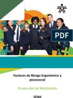 3.Presentación Fundamentación SST-Riesgo ergonomico y psicosocial