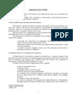 A Associação civil.doc