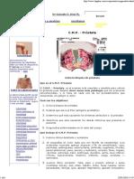 CMP y Próstata