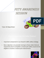 BIKE SAFETY AWARENESS SESSION (2)