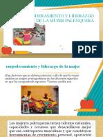 EMPODERAMIENTO Y LIDERAZGO DE LA MUJER PALENQUERA.pptx
