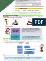 Diseño metodológico para el aprendizaje N° 11-5° (1)