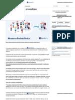 Muestreo probabilístico_ Qué es y cómo utilizarlo en tu investigación
