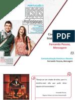 3.Contextualização histórica e literária - Fernando Pessoa, Mensagem