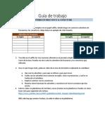 Guía de trabajo Adverbs & conectors