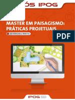 MASTER EM PAISAGISMO - PRÁTICAS PROJETUAIS (Conflito de codificação Unicode).pdf