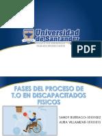 FASES DEL PROCESO DE TO EN DISC. FISICOS AURA Y SANDY