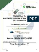 GUIA QUIM1 UAC2
