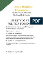 EL ESTADO Y LA POLITICA ECONOMICA (PRIMERA PARTE).docx