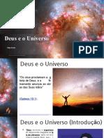 Deus e o Universo