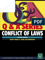 Jason Chuah, Alina Kaczorowska - Conflict of Laws (Question & Answers) (2000).pdf