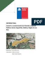 Caracterizacion Vivienda Sector Angachilla