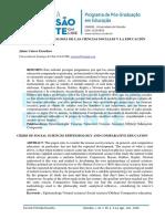 CRISIS DE LA EPISTEMOLOGÍA DE LAS CIENCIAS SOCIALES Y LA EDUCACIÓN COMPARADA.pdf