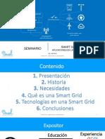 2. Presentación Smart Grid - Aplicaciones en Latinoamérica