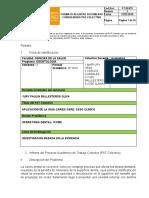caries care bml Formato consolidado IIP 2019 - PAT VI Semestre
