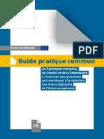 guide pratique commun pour la rédaction des actes législatifs de l'U.E