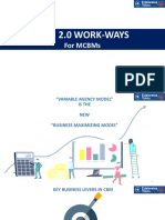 PPT_ET Workways for MCBM_Aug 2019