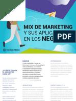 Mix de Marketing y sus aplicaciones en los negocios