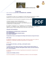 Bendicion Imposición Escapulario Carmen 1