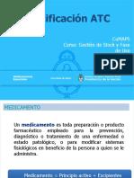 Clasificación ATC por grupo farmacologico.ppt