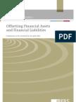 EDOffsettingFinancialAssetsjanuary2011
