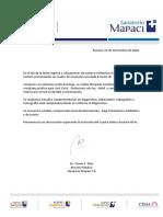 Informe Carloni, Ricardo 201104a