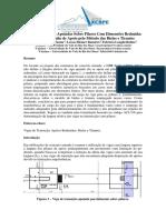 VT sobre pilares com dimensões reduzida (LUCÃO, 2018)