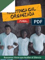 Resistencia Civil Organizada, un manual pdf