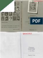 Eugenio Trías - Conocer a Goethe y su obra.pdf