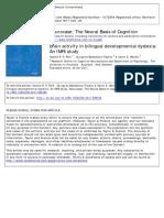 Brain activity in bilingual developmental dyslexia