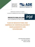 GÓMEZ-CABRERO - Plan de negocio para una empresa de comercialización y desplazamiento con Hoverbo....pdf