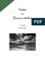 Poesies 2n ESO