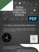 átomo y partículas subatómicas