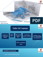 PresentationBIM softwares (1)