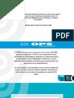 CAMPOS DE ACCIÓN DE LA SALUD PÚBLICA (1)
