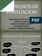 LOS SIGNOS DE PUNTUACION(EXPO.)