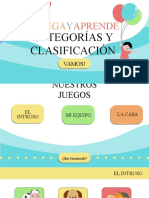 CATEGORÍAS Y CLASIFICACIÓN_ contigo