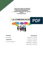 INFORME DE COMUNICACION BLANCO Y NEGRO 1
