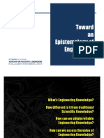 Figueiredo (2008) Epistemology Engineering