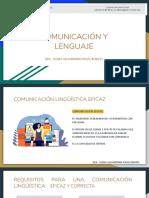 SEMANA 2 REDACCION Y COMUNICACION