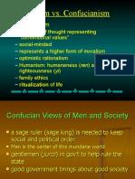 Tao vs Confuscianism