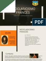 Neoclasicismo- Francés