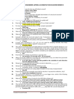 MATERIALS ENGINEER REVIEWER - II        (Concrete & Concrete Products).docx