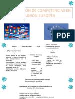 competencias union europea