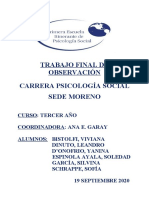 TRABAJO FINAL cronicas